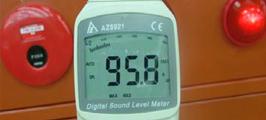 Sound-Level-Testing